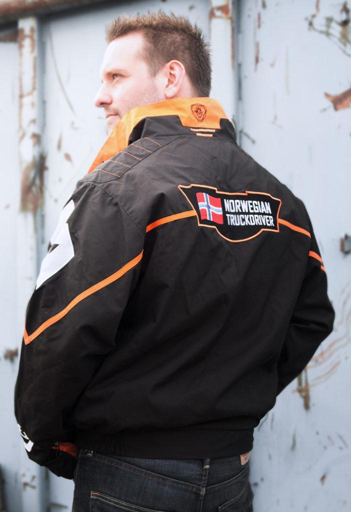 Scania Racingjakke spesialprodusert