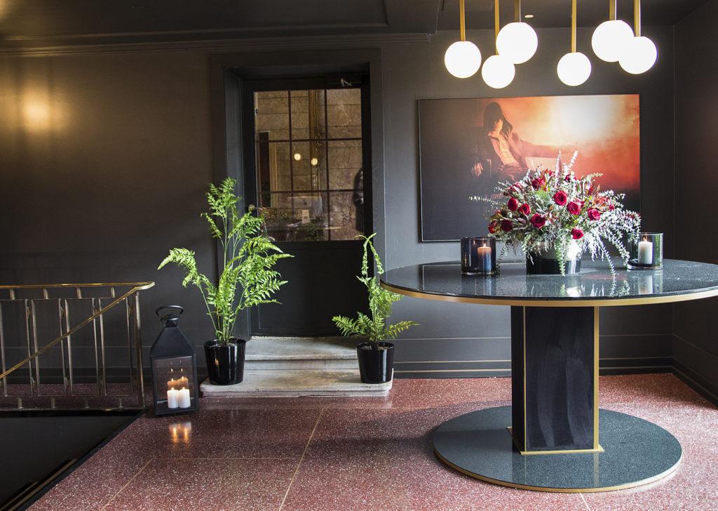 Bilderammer Grand Café, fotodekor, veggdekor, utsmykning