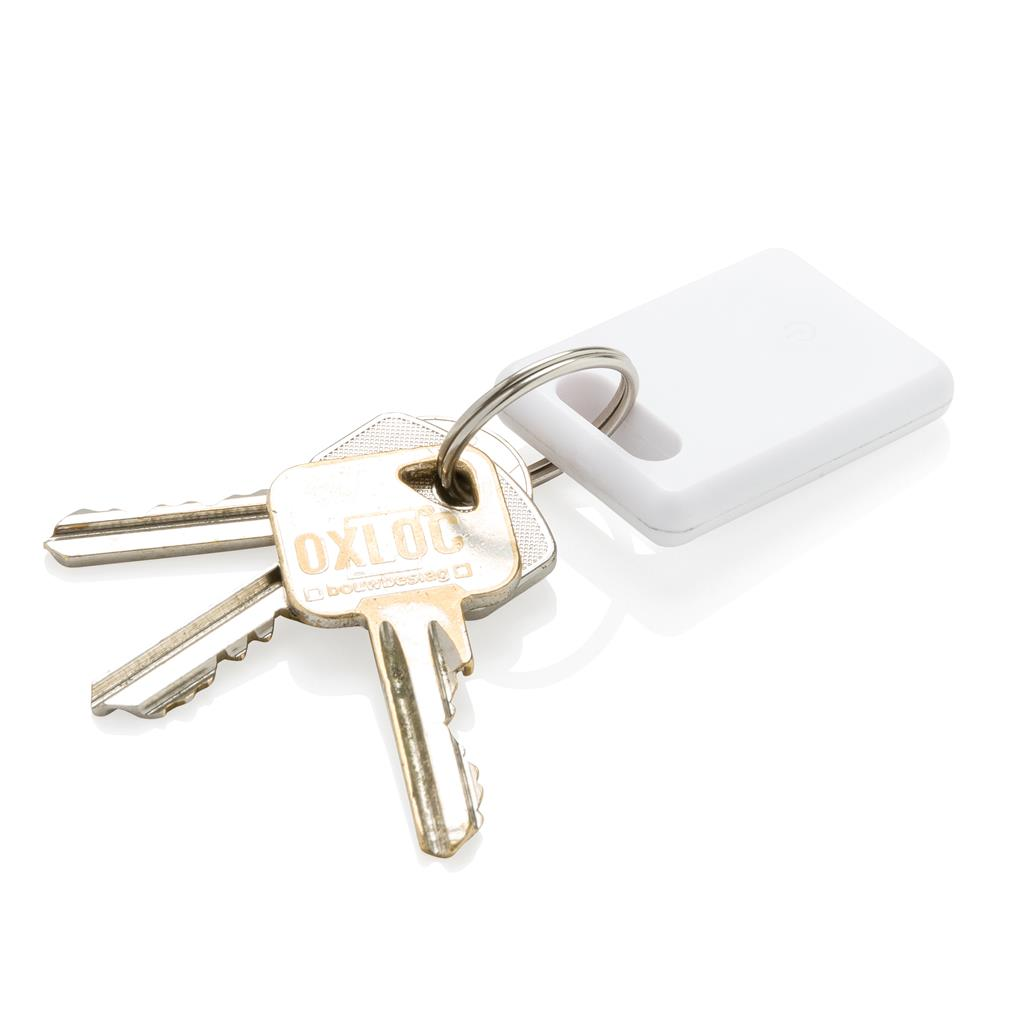Key finder med logo.