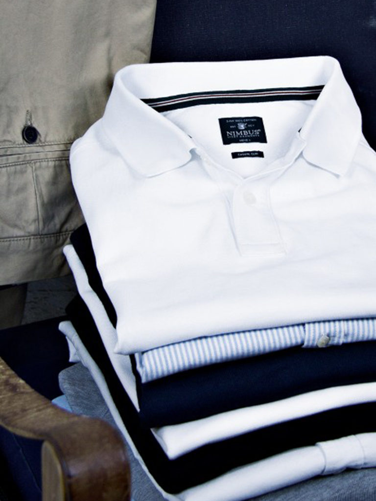 Piquetskjorter, skjorter, t-skjorter, profilklær