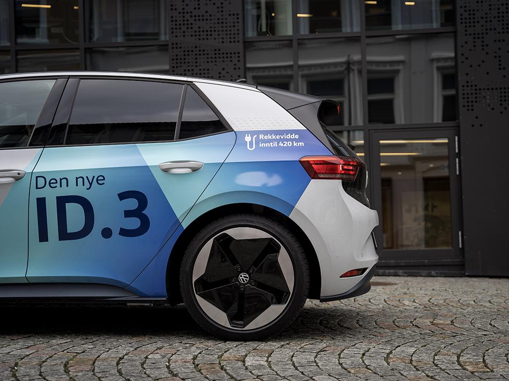 ID.3 Bildekor Volkswagen