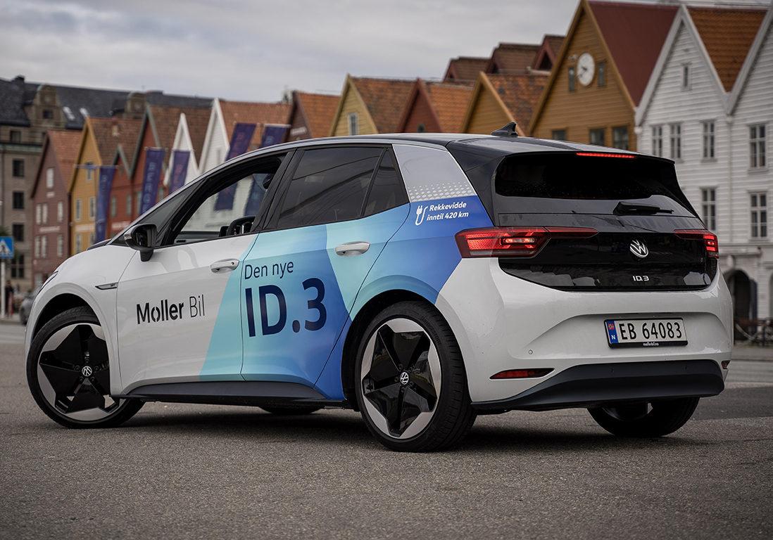 ID.3 Bildekor, Volkswagen, Møller Bil