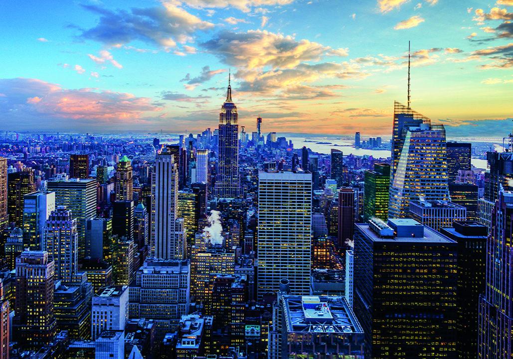 Firmatur til New York, firmareise