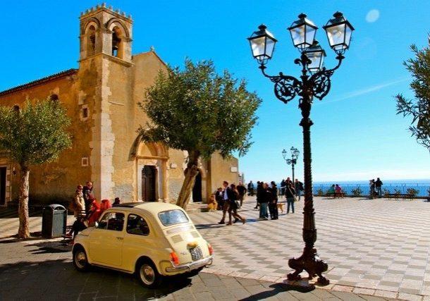 Firmatur Sicilia, Italia, firmareise, vinkurs, vingård i Italia